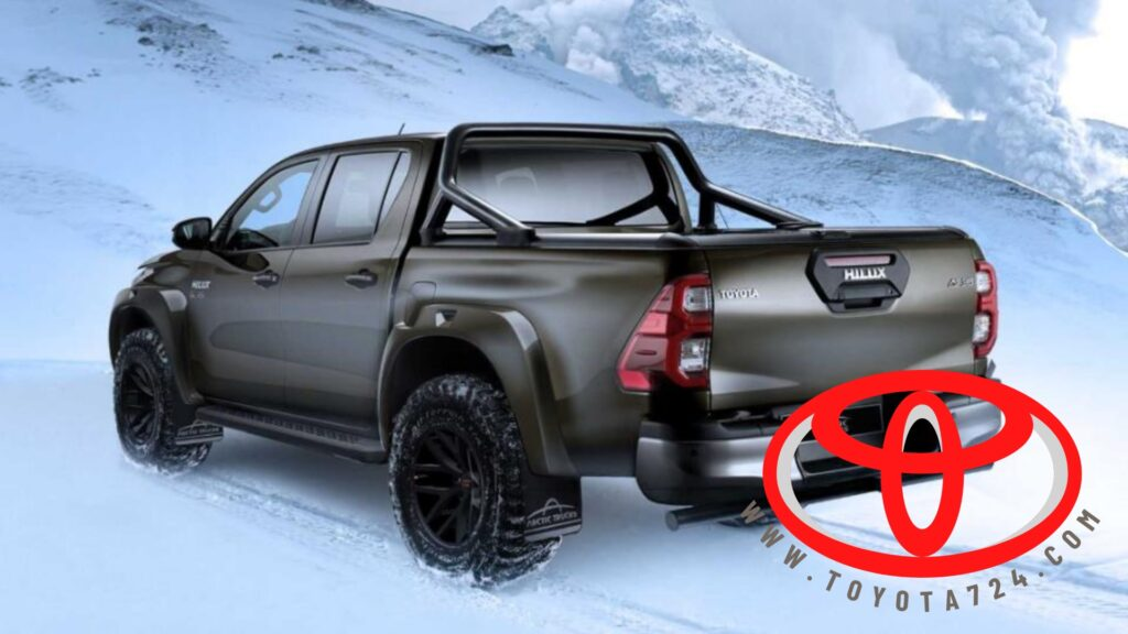 معرفی تویوتا هایلوکس مدل 2021
