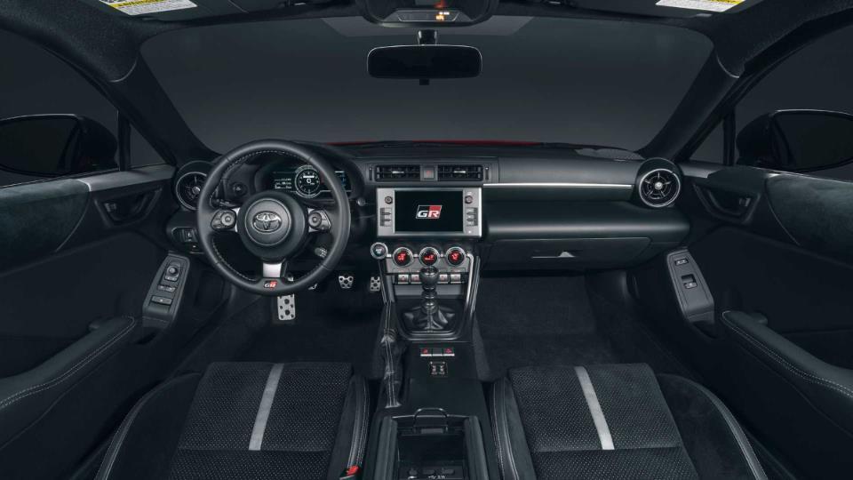 ورود تویوتا GR 86 به بازار آمریکا